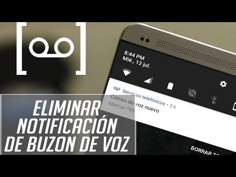 QUITAR NOTIFICACIÓN DE BUZÓN DE VOZ EN ANDROID FÁCIL Y RÁPIDO 2017