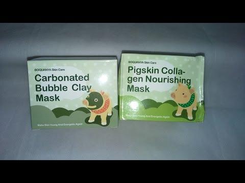 Желатиновая маска для лица. Невероятный эффект!