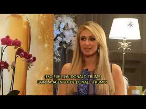 Paris Hilton entrevista por Adela Micha