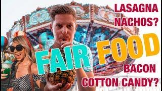 OC Fair and The Best Food Fair Ever!
