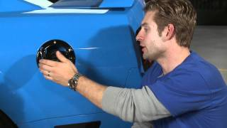Video Mustang Bullitt Style Black Fuel Door (05-09 All) Review download MP3, 3GP, MP4, WEBM, AVI, FLV Agustus 2018