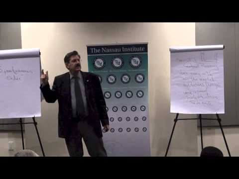 Dr Richard Ebeling Why Socialism Failed The Ethical and Economic Bankruptcy of the Planned Society