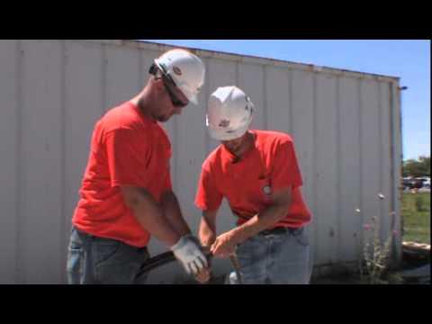 Job Tips - IBEW - Wire Pull Head - YouTube