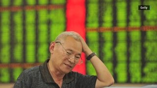 The China market collapse explained
