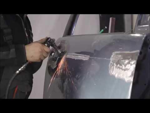 Кузовные работы: ремонт дверей Toyota Corolla