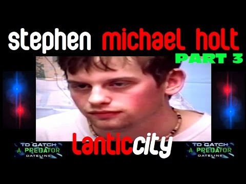 The Stephen Michael Holt Trilogy (Part 3)