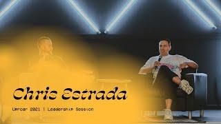 Chris Estrada   Uproar Conference Leadership