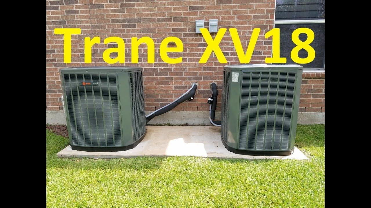 Trane A C Xv18
