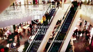 UOWD's Bachelor of Commerce