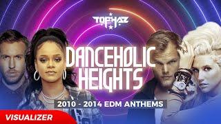 DJ TOPHAZ x DJ KYM NICKDEE - DANCEHOLIC HEIGHTS ( AVICII, CALVIN HARRIS, GUETTA, GARRIX, KE$HA ETC )