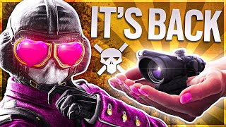 Rainbow Six Siege GAVE BACK ACOG's to JÄGER & ASH ❗❓❗