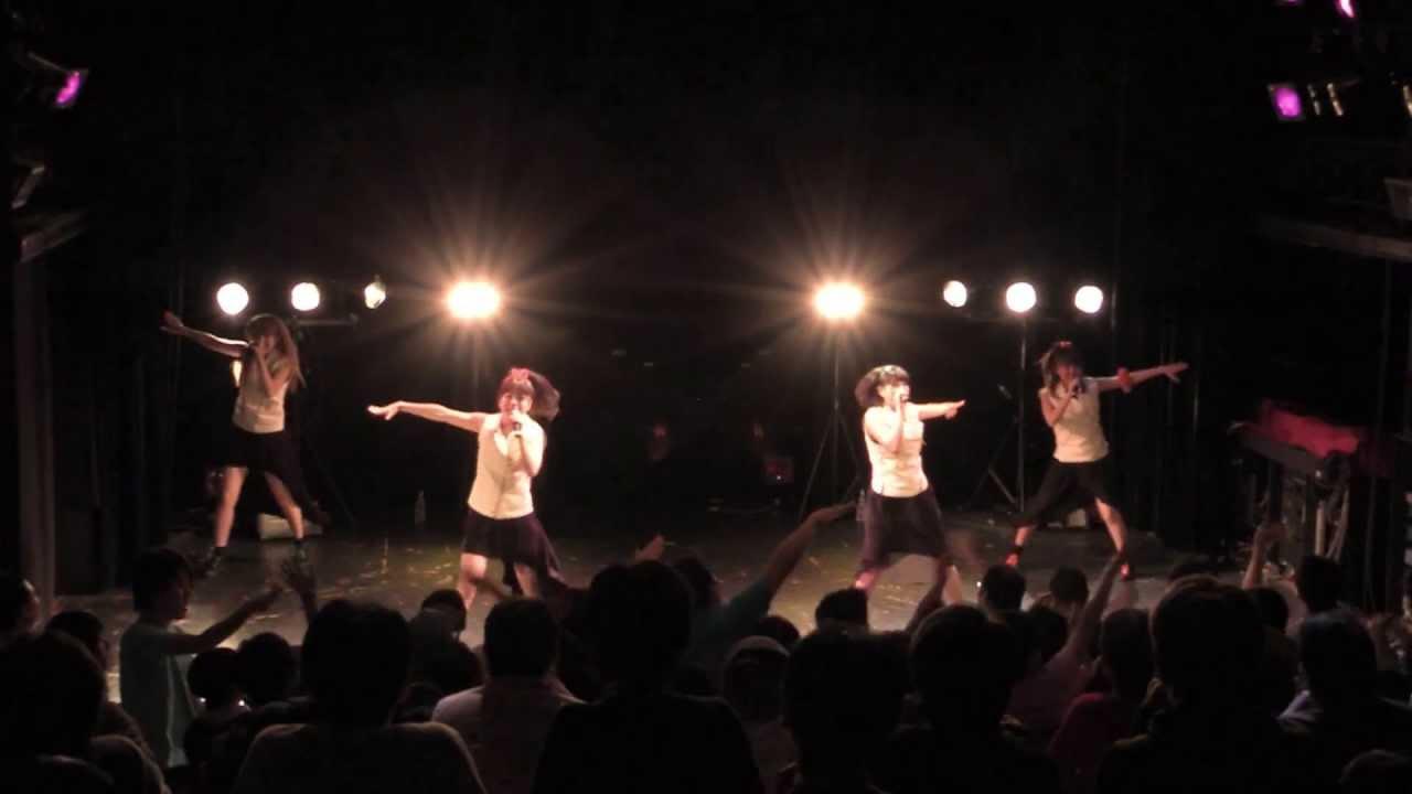 SPACE GIRLS PLANET ライブ映像 『アイドル横丁新聞杯!!~10月の陣~ 夜の部』(13/10/27)(フルHD)[SGP公式]