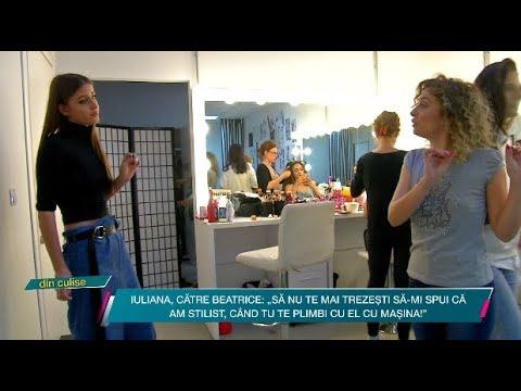 Bravo, ai stil! (27.10.2017) - Beatrice si Iuliana s-au luat la cearta din cauza stilistilor!