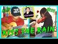 Kiss The Rain Cover – Yiruma 이루마 – Alip Ba Ta & Jess Mancuso Collab – Guitar, Violin & Piano