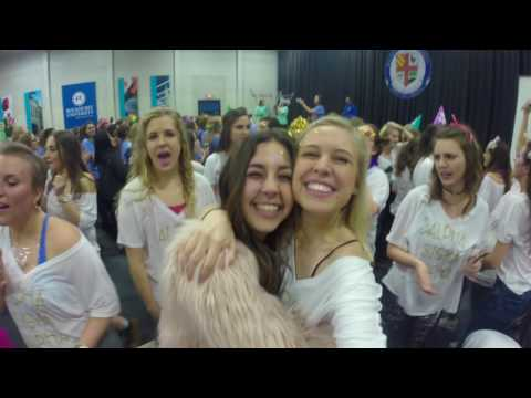 ASA Rockhurst University Bid Day 2017