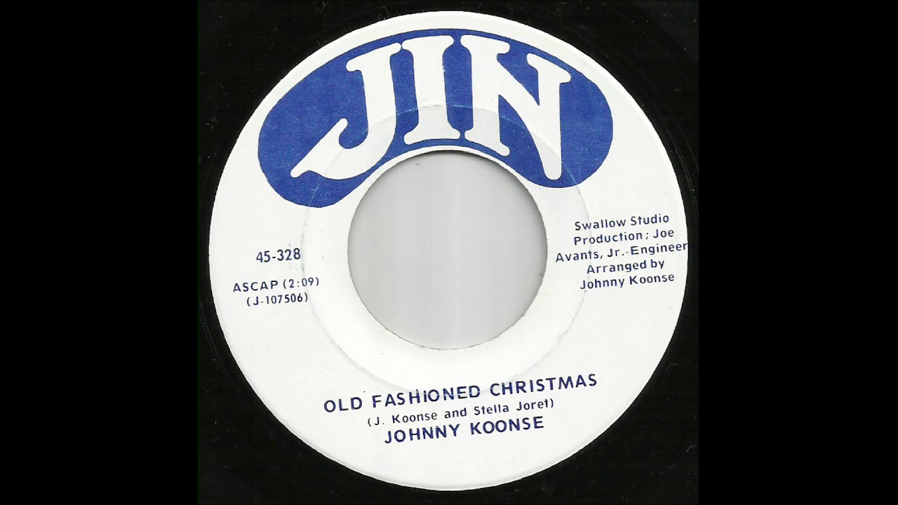 Johnny Koonse - Old Fashioned Christmas - YouTube