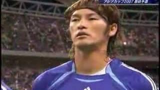 sowelu ソエル 君が代 アジアカップ日本対イエメン