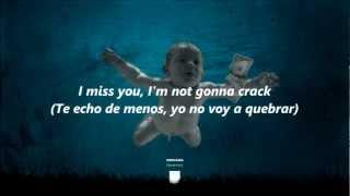 Nirvana - Lithium - Subtitulada en español y en inglés HD