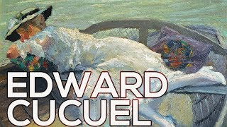 Edward Cucuel: A collection of 108 paintings (HD)