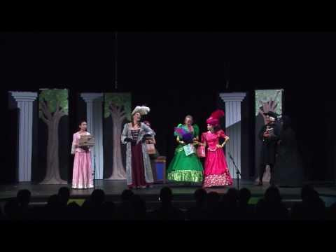 TPCA Cinderella Leads Performance youtube