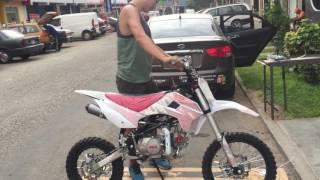 Pitbike Kayo KRZ125cc