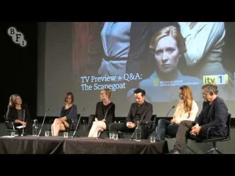 The Scapegoat Panel, with Jodhi May.