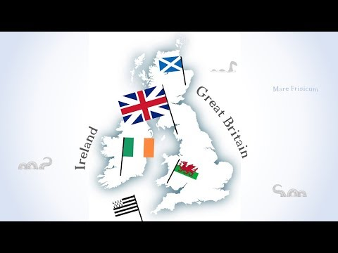The United Kingdom, British Isles, Great Britain - The Difference