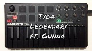 Tyga - Legendary ft. Gunna (instrumental)