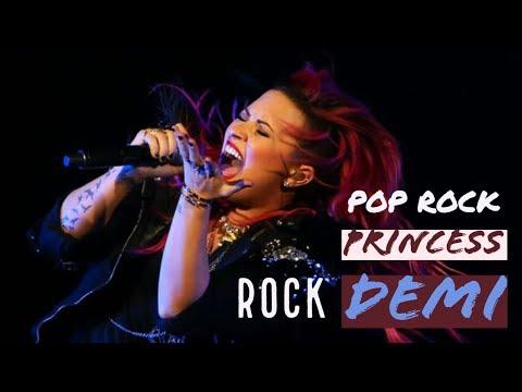 "Demi Lovato | Is ""ROCK"" her ultimate genre/style?"