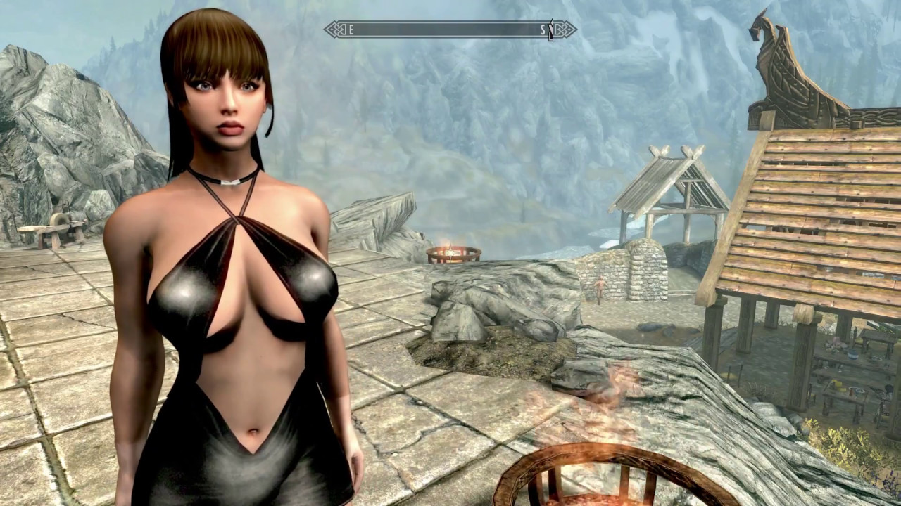 Skyrim SE: The Beauty Mods I use for my Character by 2fingaz