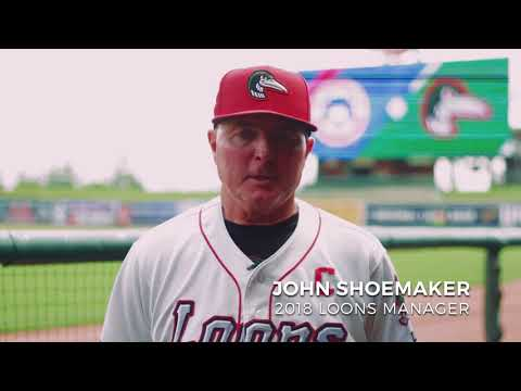 PCUPS John Shoemaker 2018 Loons Manager