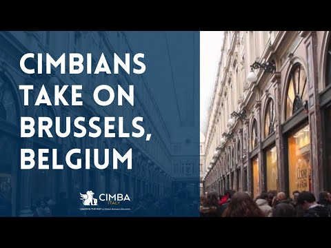 Sights & Sounds of Brussels, Belgium