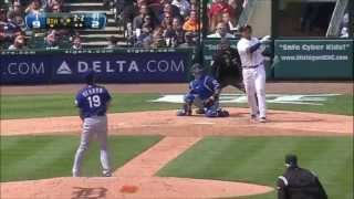 Miguel Cabrera 2012 Highlights