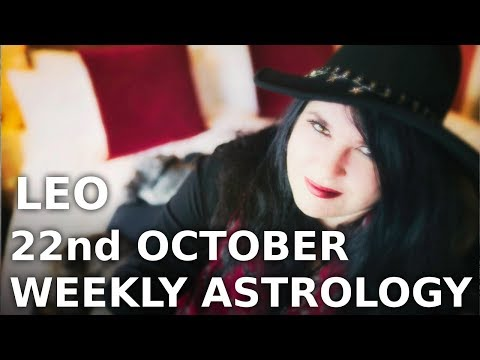 leo weekly astrology forecast october 26 2019 michele knight
