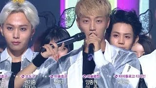 【TVPP】BEAST - Good Luck + Winner of the week, 비스트 - 굿 럭 + 1위 소감 @ Show! Music Core Live