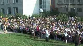 1 сентября 2014 в школах наукограда Кольцово