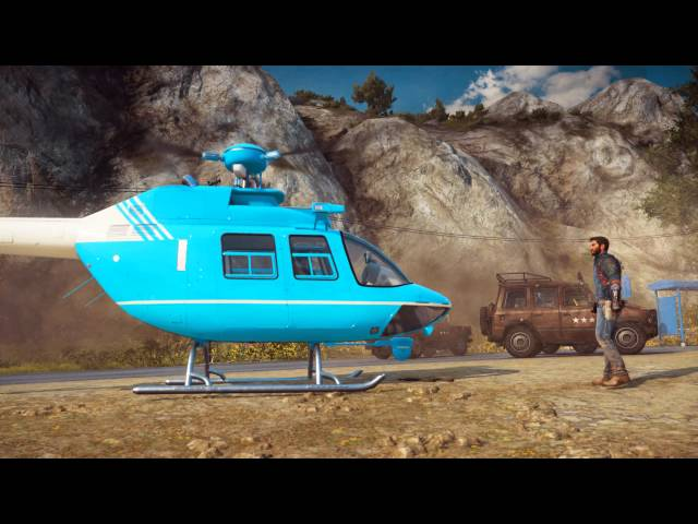 Just Cause 3 4k - Pc Gameplay Gtx 980 Ti (2160p)