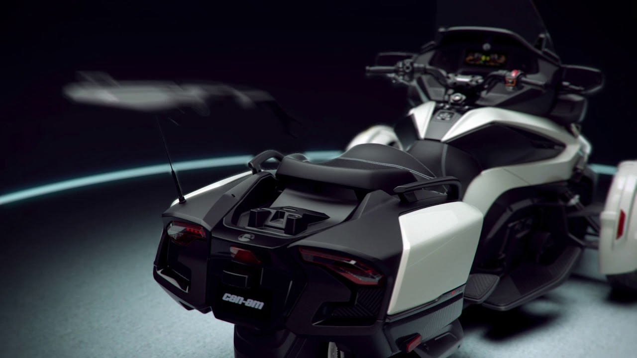Pre-owned 2021 Can-Am Spyder RT in Oakville - Energy