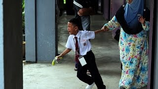 Pupils start their primary school journey
