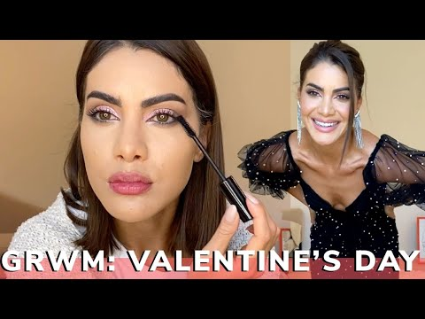 English Video Grwm Valentine S Day Makeup I know this video was all over the place but hope you guys enjoyed my weird self lol. f hits