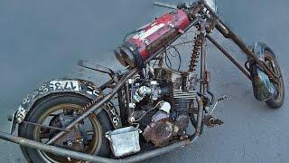 Крутые мотоциклы Harley-Davidson