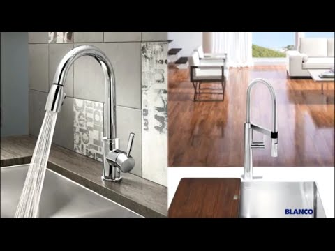 How to install a BLANCO faucet - YouTube