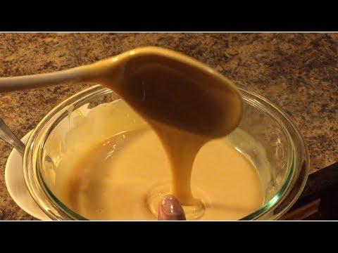 Caramel Made Out Of Sweetened Condensed Milk How To Make Caramel Delche De Leche