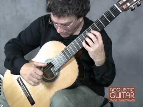 David Tanenbaum plays Weiss - From Acoustic Guitar