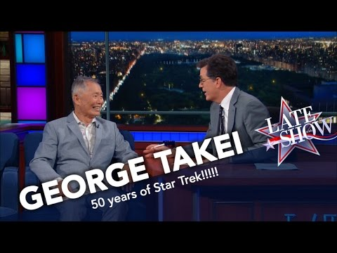 "George Takei: ""Enterprise Was a Metaphor for Starship Earth"""