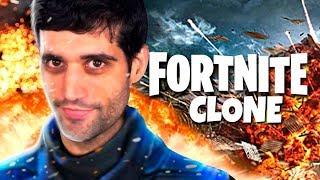 CLONE de Fortnite agora pra PC, Creative Destruction, joguei MUITO
