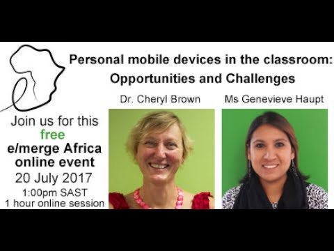 Personal mobile devices in the classroom: opportunities and challenges