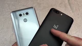 OnePlus 5 vs LG G6 which should you buy?