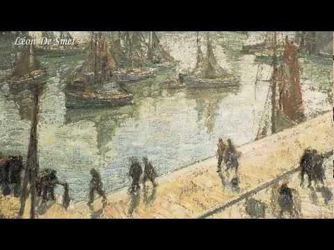 La mer du Nord · De l'impressionnisme autochtone au postimpressionnisme · Belgique · 1870-1920