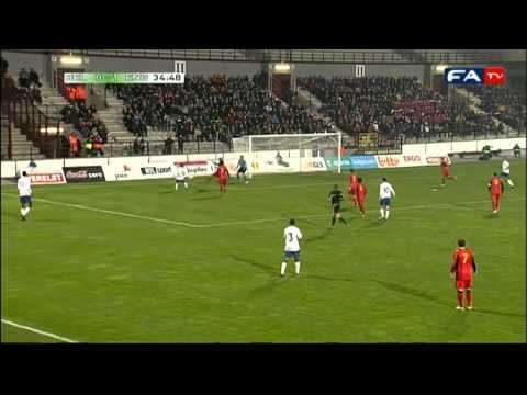 Belgium 2-1 England - Goals and highlights | Under 21 Euro 2013 Qualifier